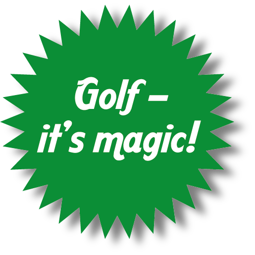 Logo Magic Golf